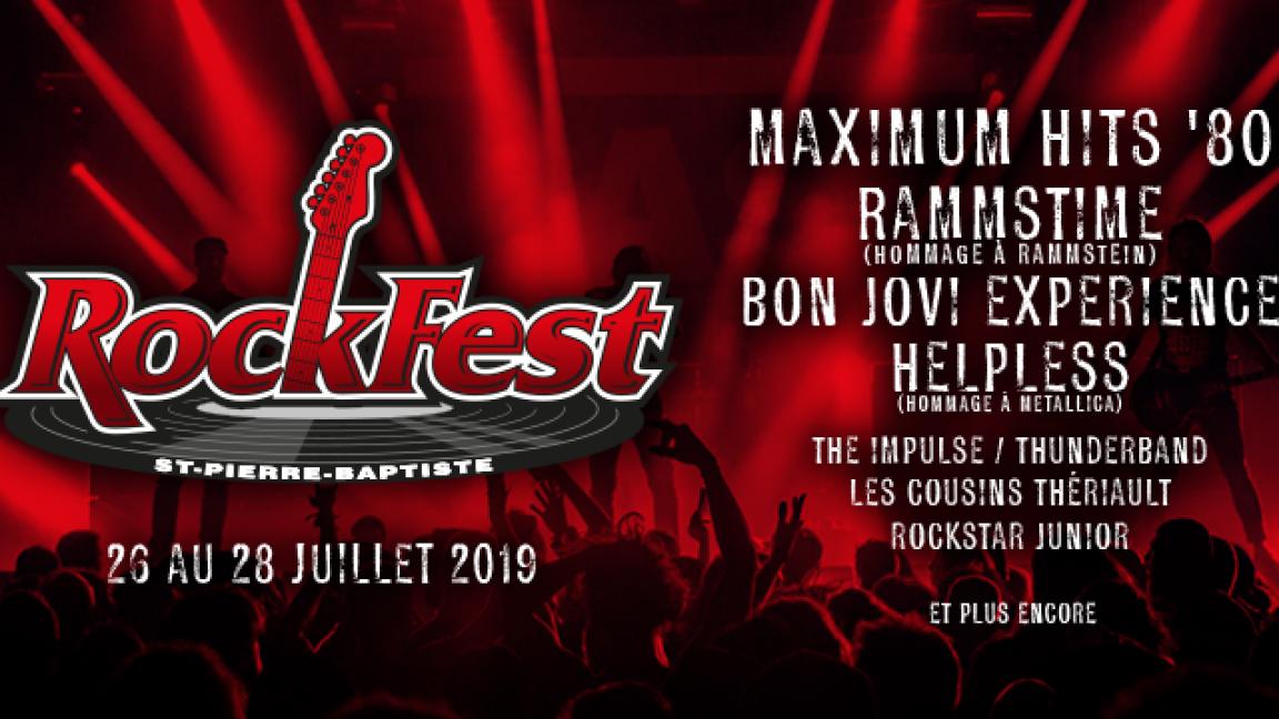 RockFest de St-Pierre-Baptiste