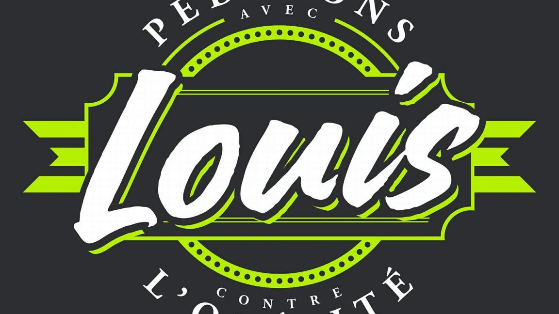 Pédalons avec Louis contre l'obésité
