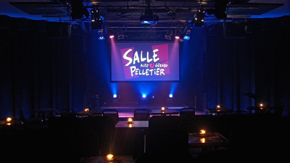 Salle Alec et Gérard Pelletier