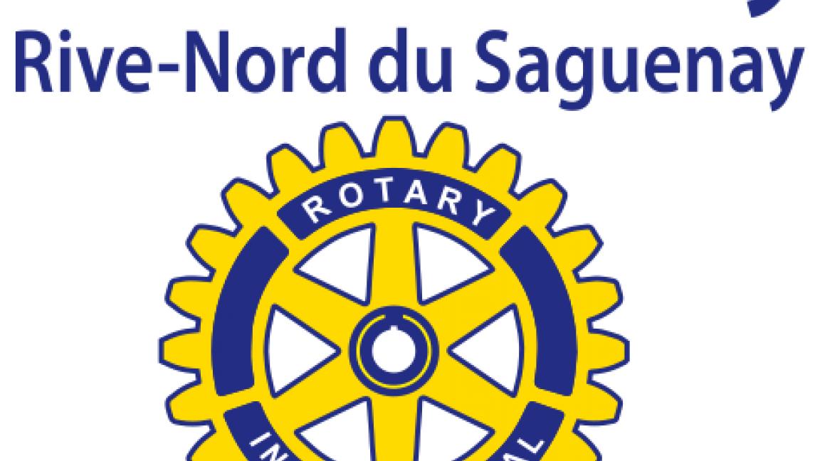 club Rotary rive nord du Saguenay