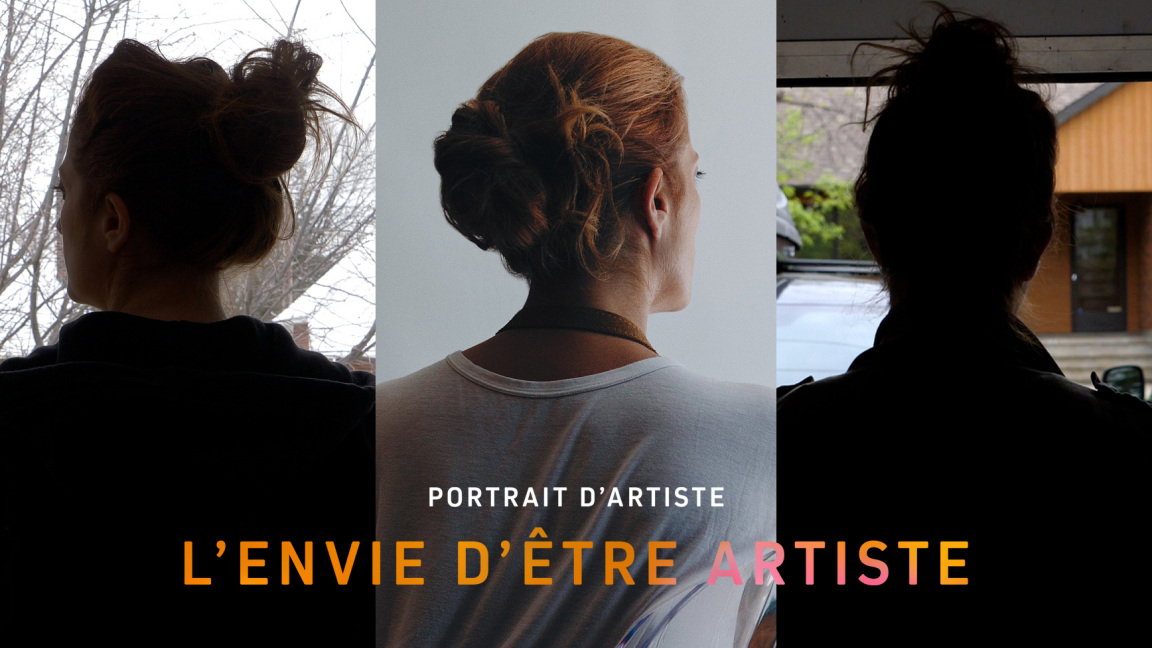 L'envie d'être artiste - Court-métrage
