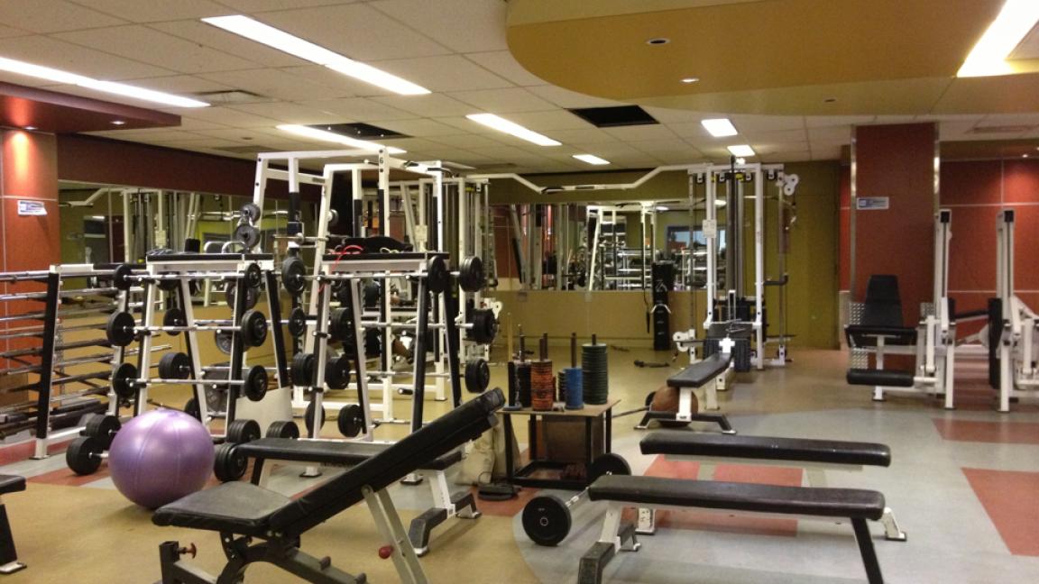 INTRA Salle de musculation et salle d'aérobie