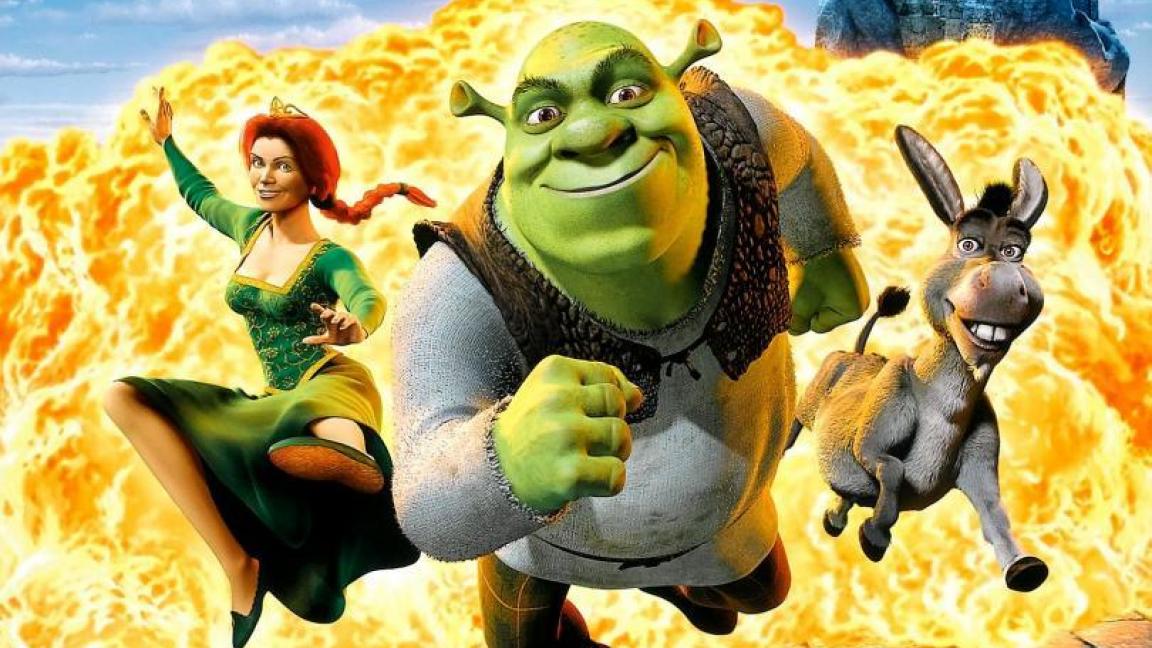 Shrek - G