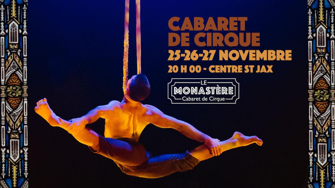 Cabarets de cirque Hiver 2021