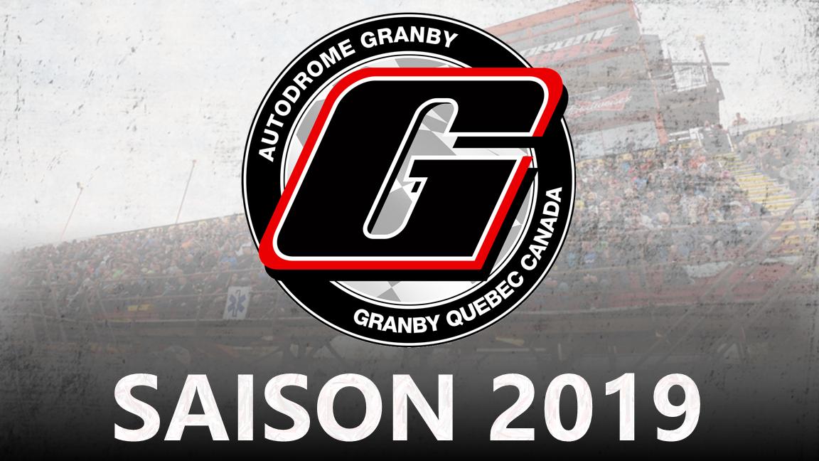 Saison 2019 - Autodrome Granby