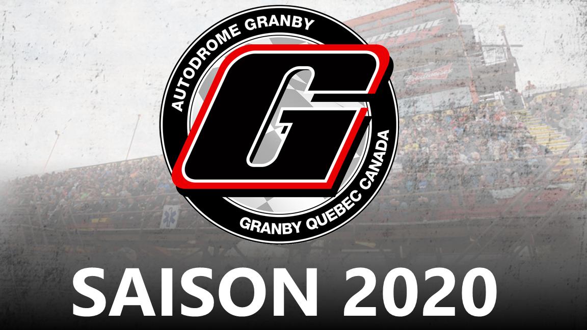 Saison 2020 - Autodrome Granby