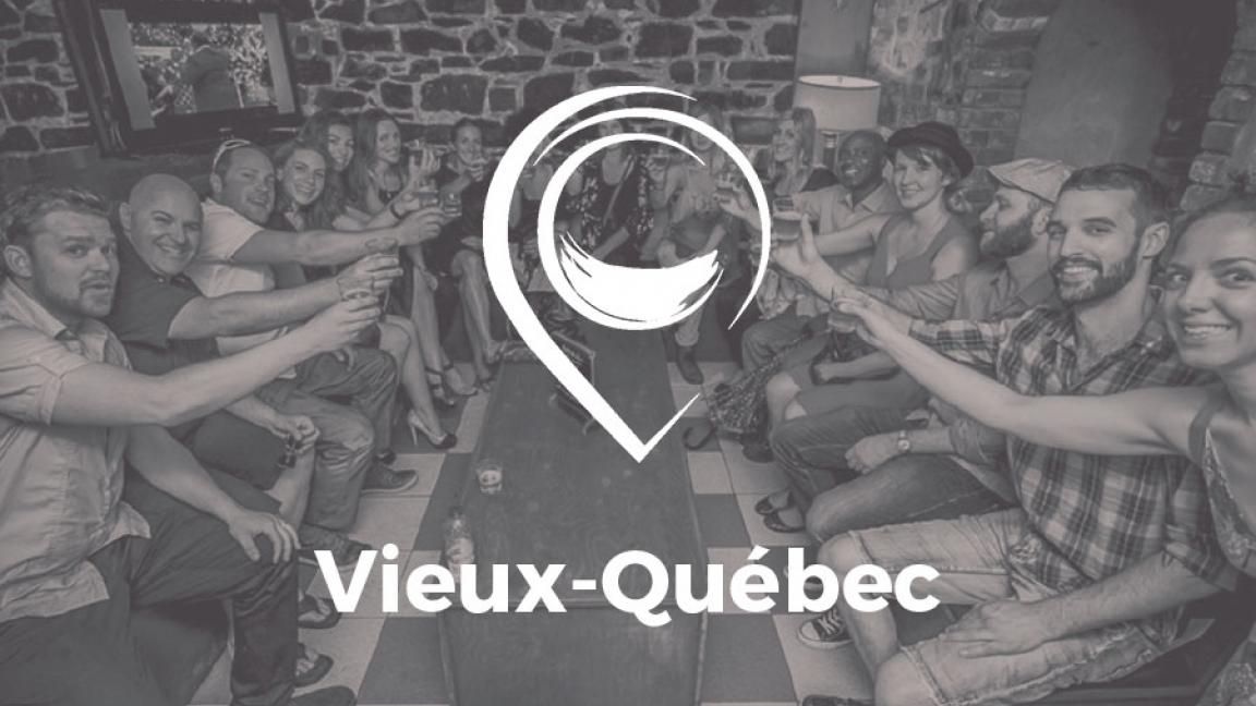 Parcours Vieux-Québec