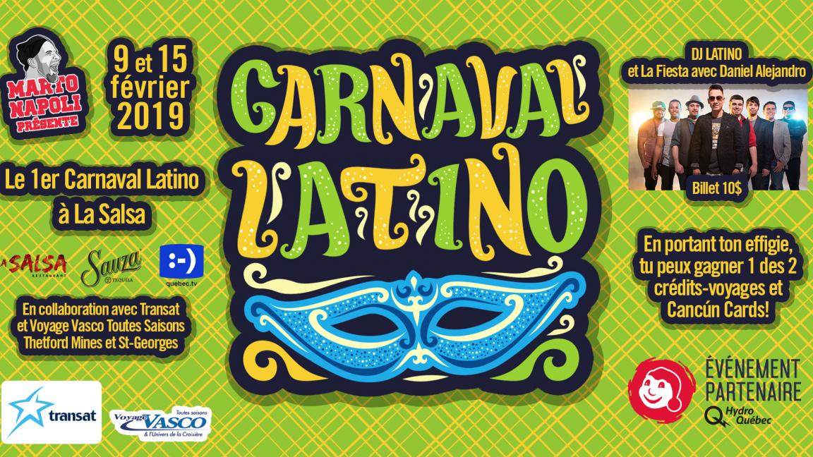 1er Carnaval Latino
