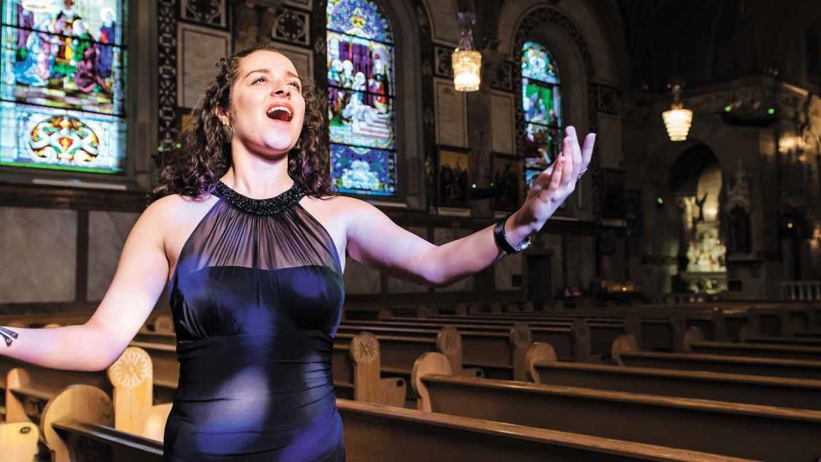 Un oratorio pour Marguerite-Bourgeoys