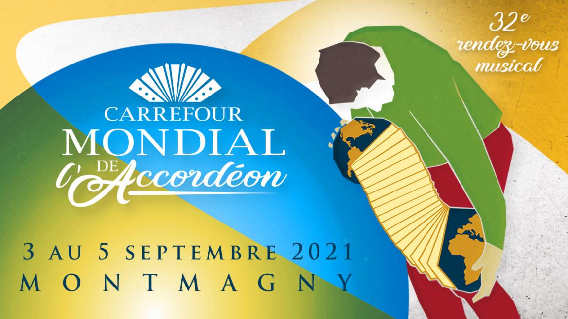 Carrefour mondial de l'accordéon 32e édition