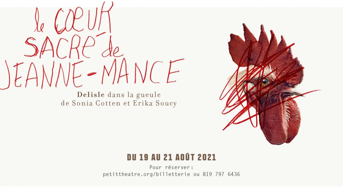 Le coeur sacré de Jeanne-Mance