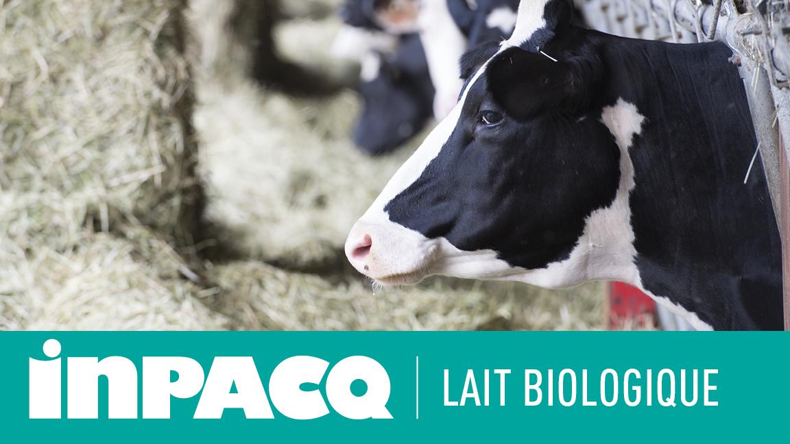Journées INPACQ lait biologique