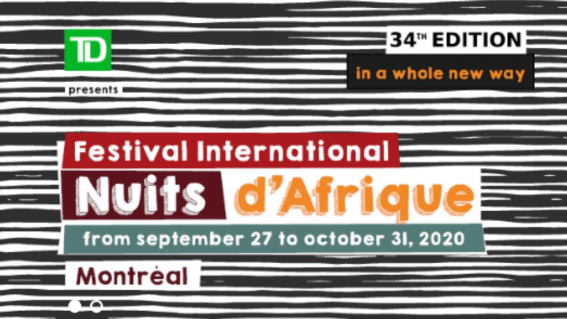 34e Festival International Nuits d'Afrique