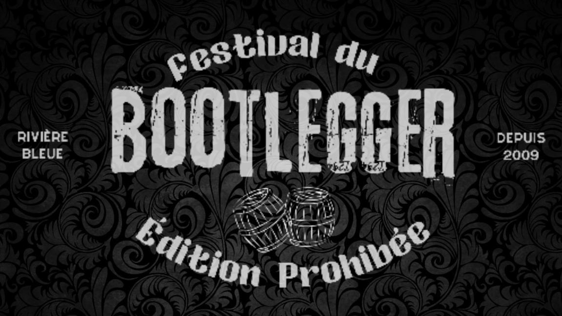 Festival du Bootlegger - Édition Prohibée