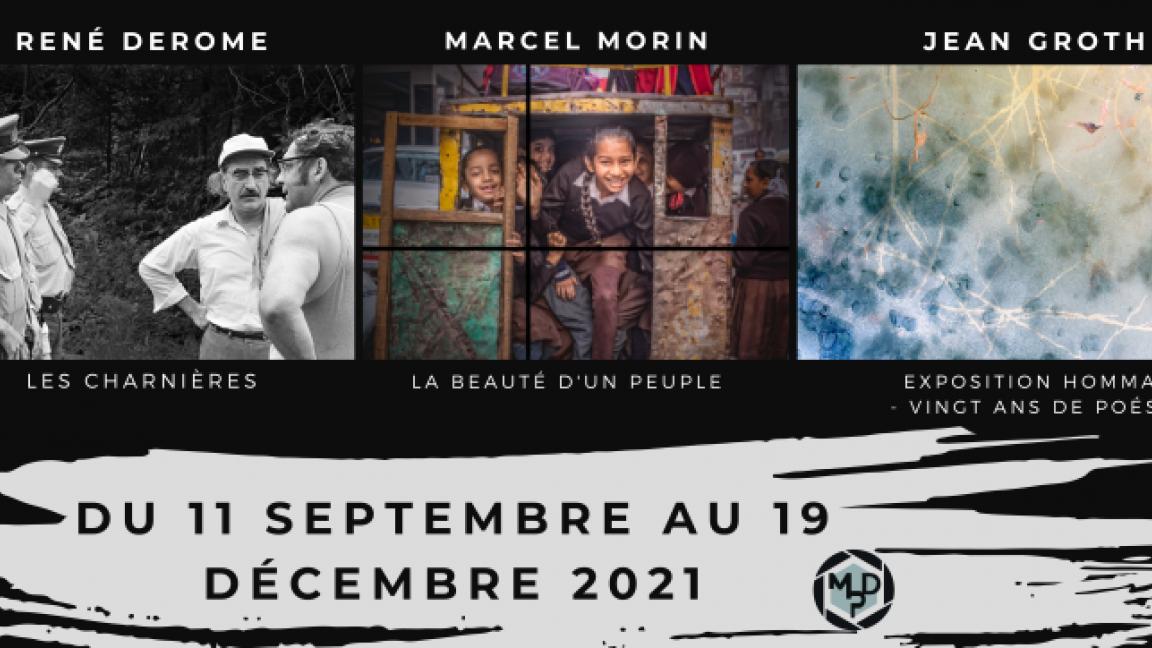 Visite guidée - exposition automne 2021