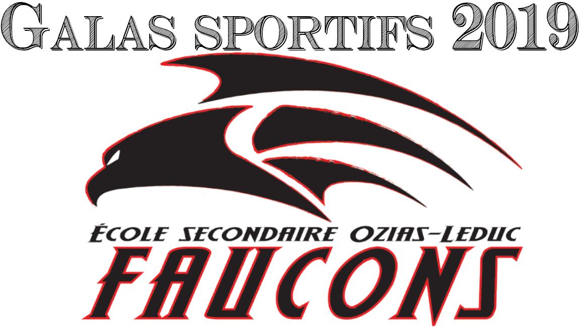 Galas Sportifs 2019 des Faucons de l'école secondaire Ozias-Leduc