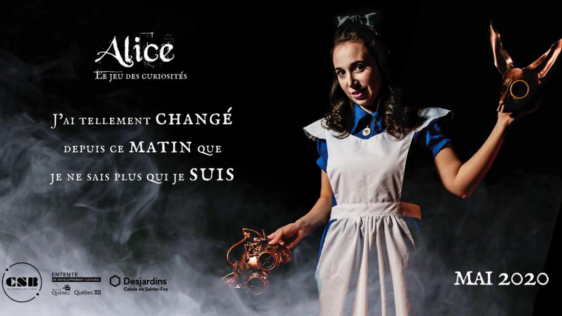 Alice, le jeu des curiosités