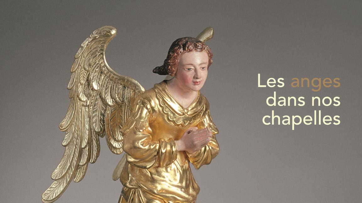 Parcours « Les anges dans nos chapelles »