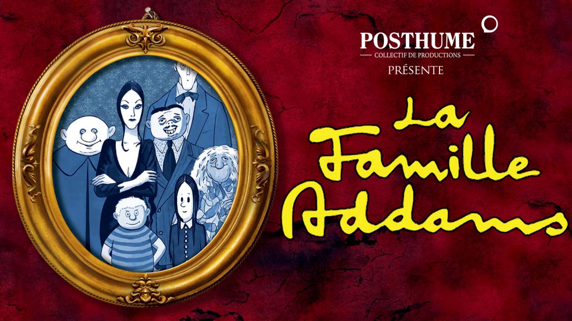 La Famille Addams - La Comédie musicale