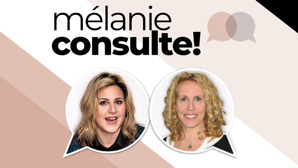 Mélanie consulte! LIVE