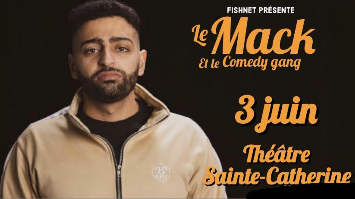 Le Mack et le Comedy Gang