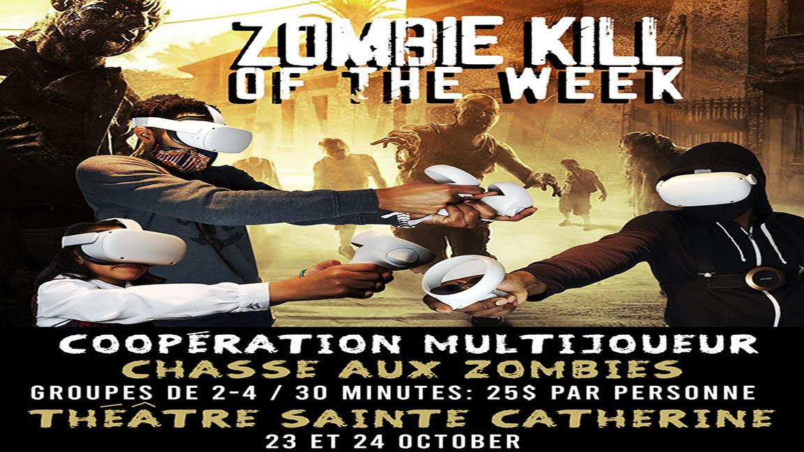Zombie Kill of The Week