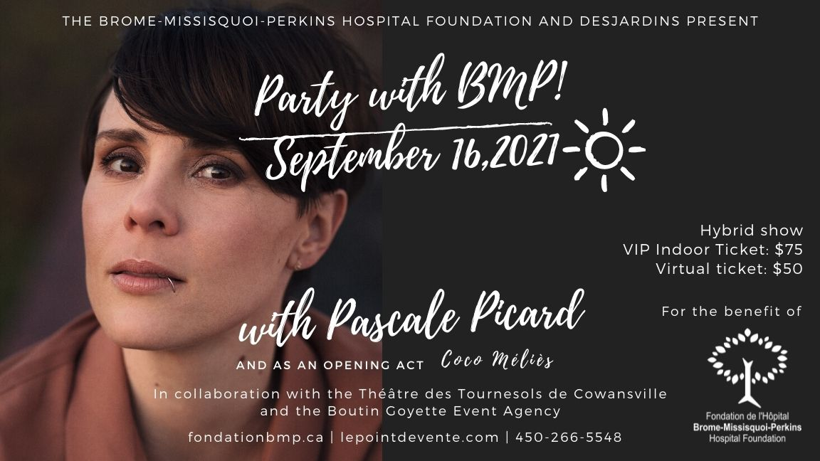 Party with BMP! - Virtual Ticket