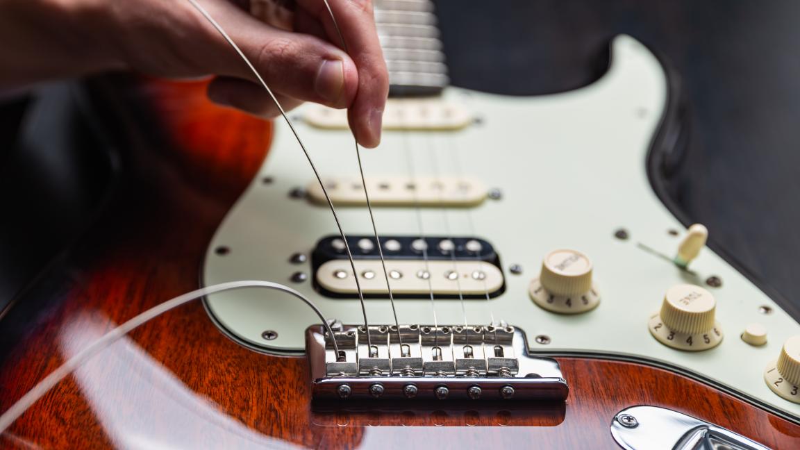 Entretenir votre guitare