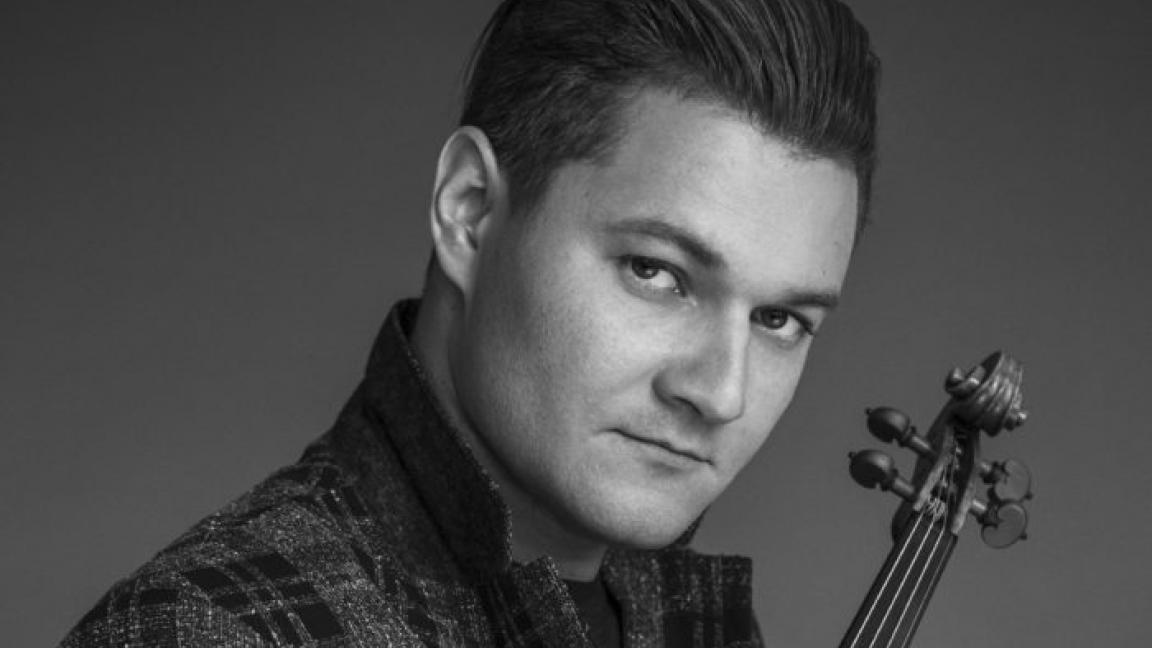 Stradivarius à Vienne (Virtuel) avec Alexandre Da Costa et l'Orchestre symphonique de Longueuil