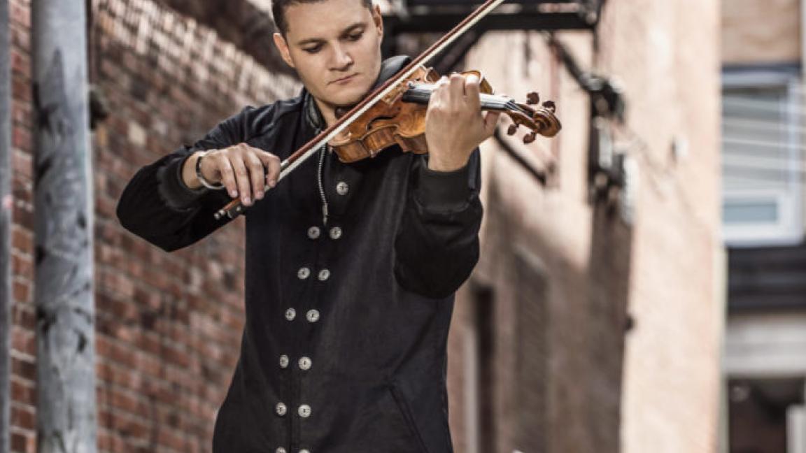 Stradivarius BaROCK symphonique (Virtuel) avec Alexandre Da Costa et l'Orchestre symphonique de Longueuil