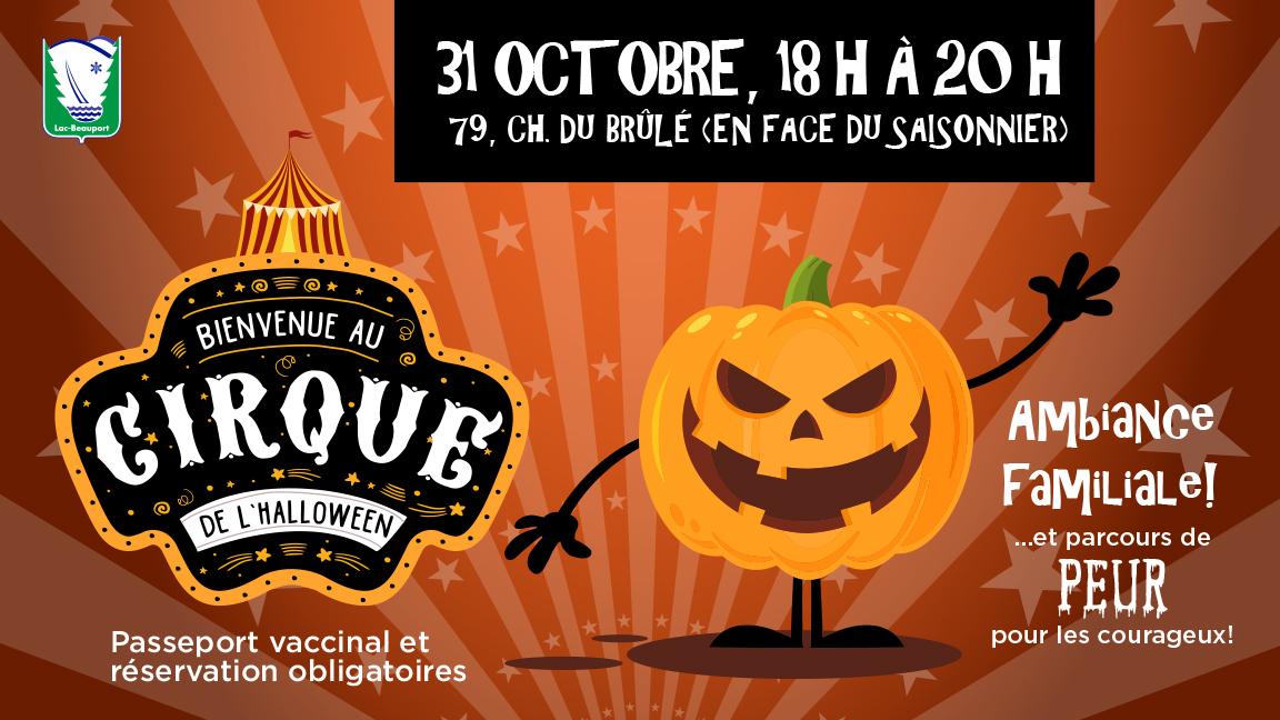 Halloween (parc du Brûlé)