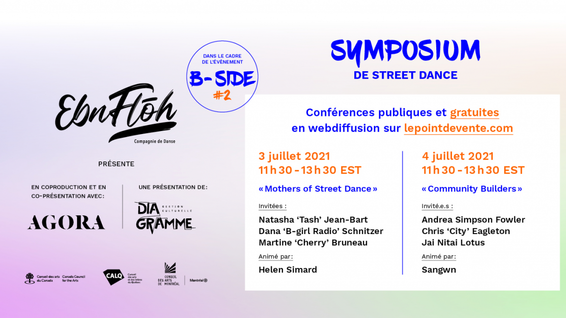 B-Side Symposium: Mothers of street dance