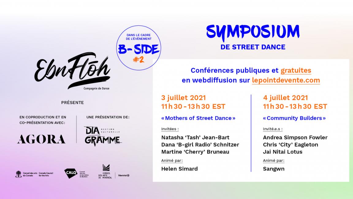 B-side Symposium: Community Builders