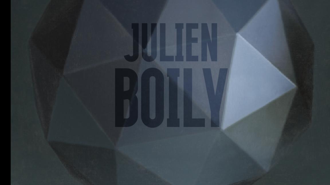 Lancement de la monographie de Julien Boily