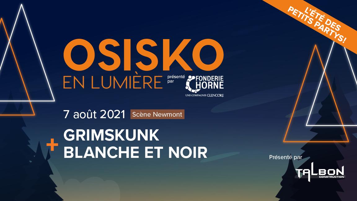 Osisko en Lumière: Grimskunk