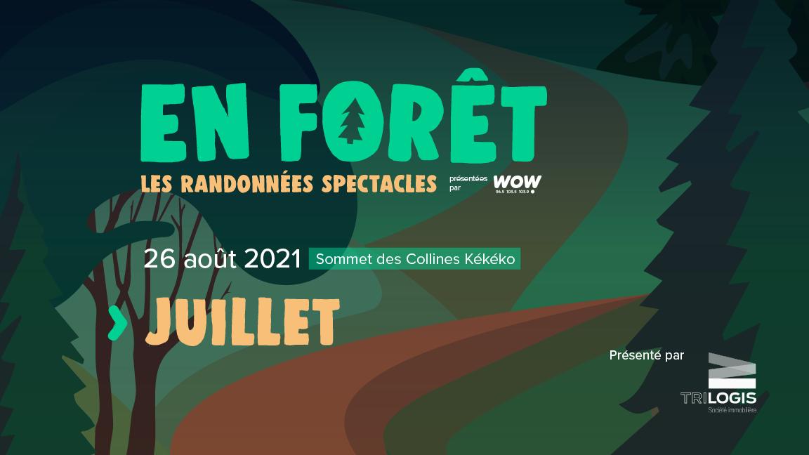 En Forêt : Juillet
