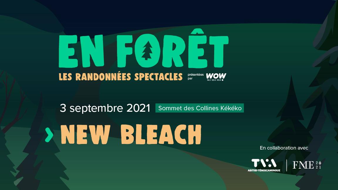 En Forêt : New Bleach