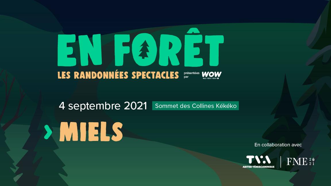 En Forêt : Miels