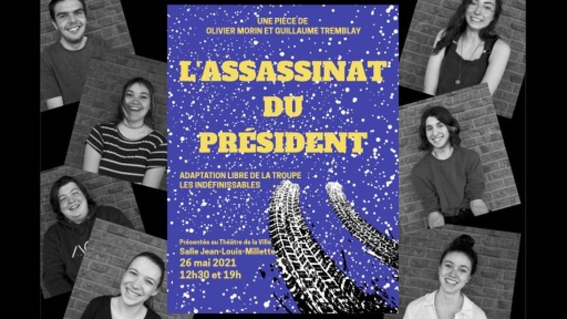 L'Assassinat du Président, une adaptation libre