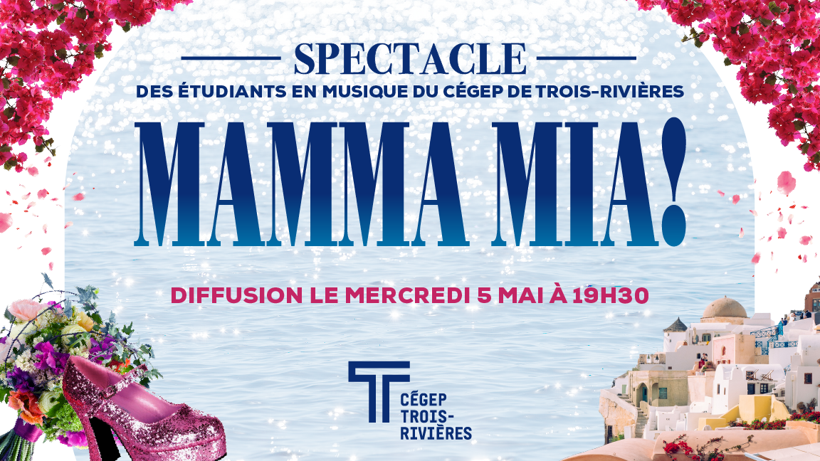 Spectacle Mamma Mia!