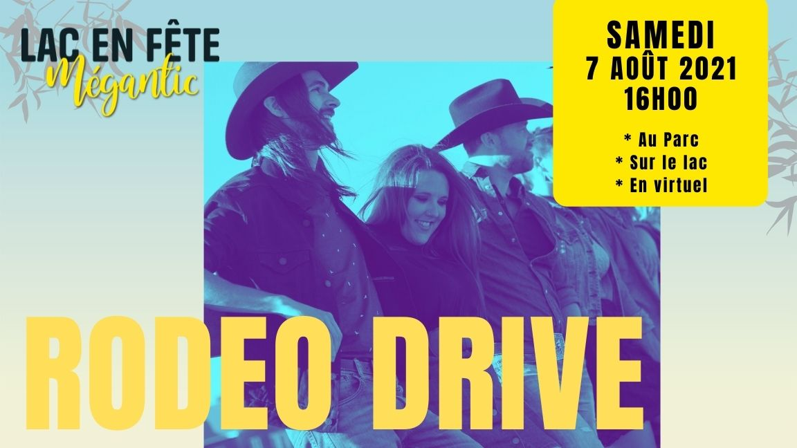 Rodeo Drive Country Band en VIRTUEL