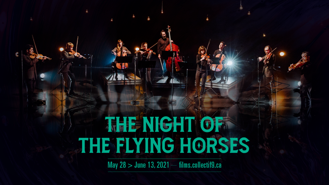 Video on demand - Film-concert - The Night of the Flying Horses