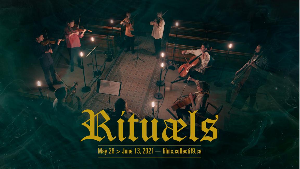 Video on demand - Film-concert - Rituaels
