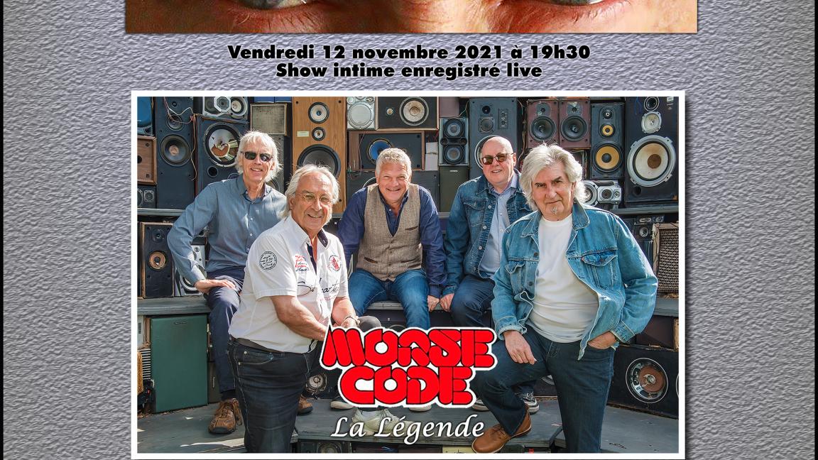 MORSE CODE - La Légende- 50 ans d'histoire!