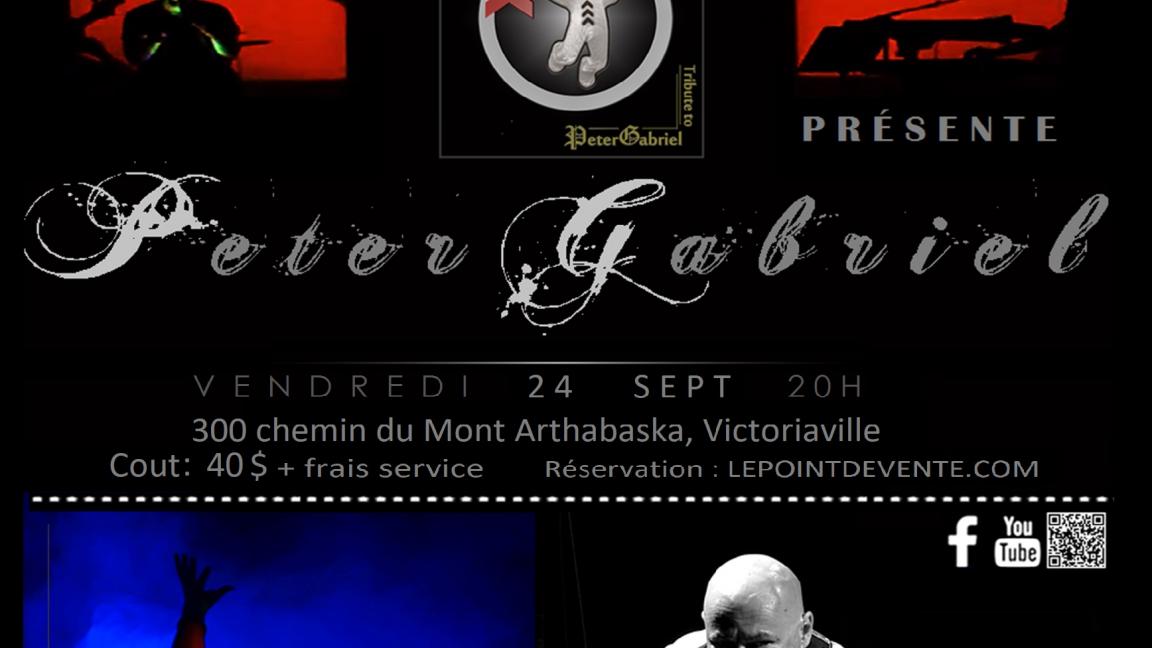 BIG TIME : homage à Peter Gabriel
