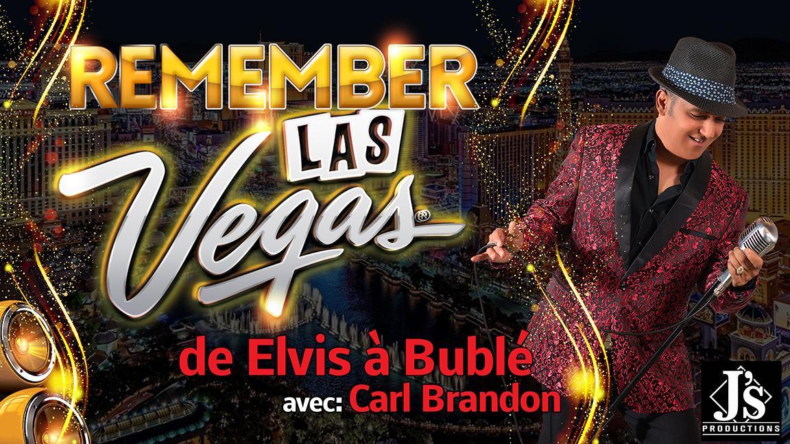 Remember Las Vegas de Elvis à Bublé