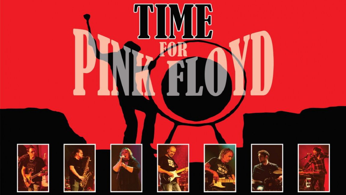 TIME FOR PINK FLOYD
