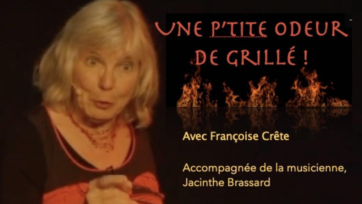 Une p'tite odeur de grillé !  (Merci de réserver là: https://ville.vercheres.qc.ca/soiree-de-conte/