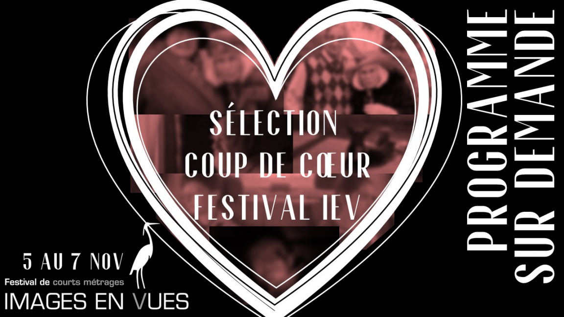 Festival Images en vues - Sélection Coup de coeur - PROGRAMMATION EN LIGNE