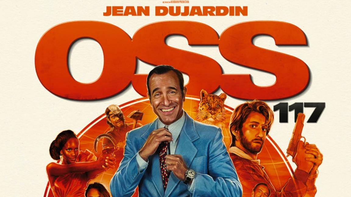 Sofilm Cinéma Parallèle - OSS 117 : BONS BAISERS D'AFRIQUE